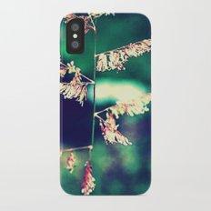 Flowers in Germany iPhone X Slim Case