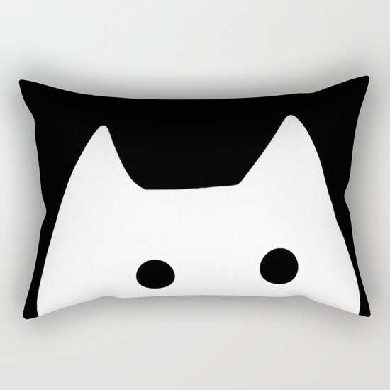 cat-4 Rectangular Pillow