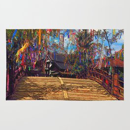Tanabata, Evening of the seventh Rug
