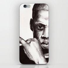 Jay iPhone & iPod Skin