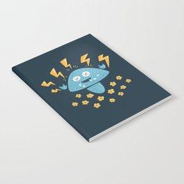 Heavy Metal Mushroom Notebook