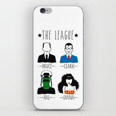 THE LEAGUE iPhone & iPod Skin