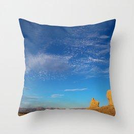 Cirrus Throw Pillow