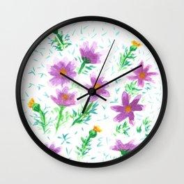 Big Cosmos Wall Clock