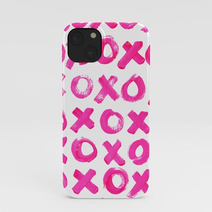 XOXO iPhone Case