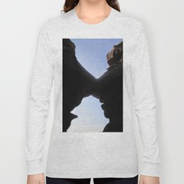 the flight home Long Sleeve T-shirt