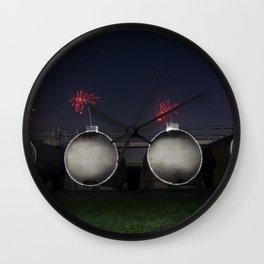"""""""John Wentz"""" Wall Clock"""