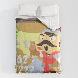 Genghis Khan Comforters