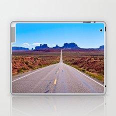 That Endless Road Laptop & iPad Skin