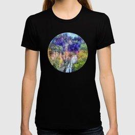 Mountain waterfall T-shirt