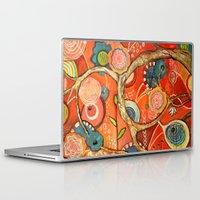 carnival Laptop & iPad Skins featuring Carnival by kristenheinlein