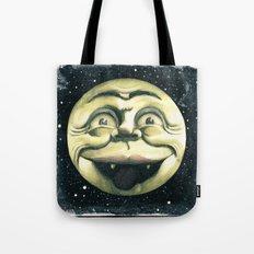 Rad Moon Rising (version 2) Tote Bag