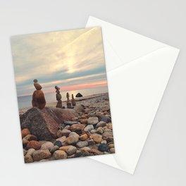 Rock Totems Stationery Cards