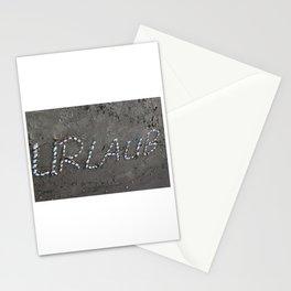 Urlaub - holiday Stationery Cards
