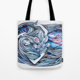 Dreamcycle Tote Bag
