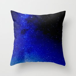 Milkyway Throw Pillow