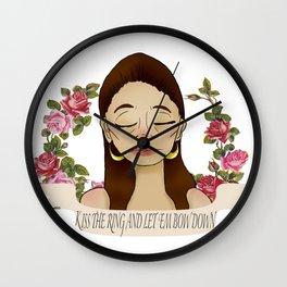 Miss. Jackson Wall Clock