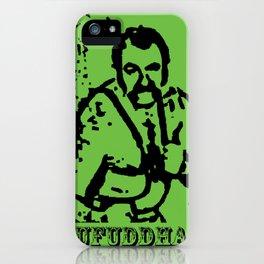 Ufuddha Orig iPhone Case