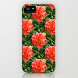 Roses are red.... iPhone Case