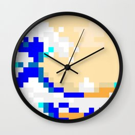 Pixewave Wall Clock