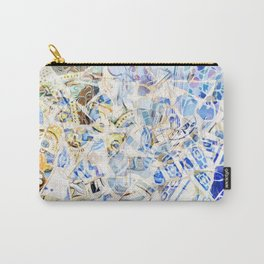 Mosaic of Barcelona I Carry-All Pouch