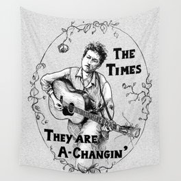 Bob Dylan Wall Tapestry