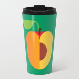 Fruit: Apricot Travel Mug
