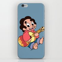 steven universe iPhone & iPod Skins featuring Steven Universe - Baby Steven  by BlacksSideshow