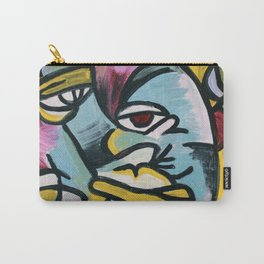 Mixed Feelings Carry-All Pouch