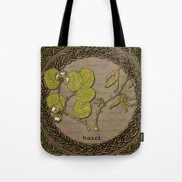 Celtic Hazel Tote Bag