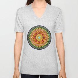 Mandala Epiphaneia Unisex V-Neck