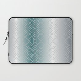 Silver Decor Laptop Sleeve