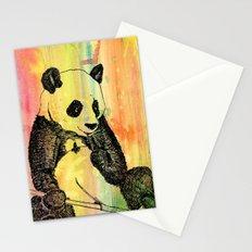Panda Trip Stationery Cards