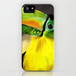 Tucan iPhone Case