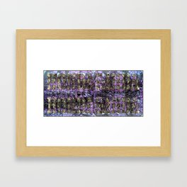 Circ 001A Framed Art Print