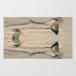 Beach Art 4 Rug