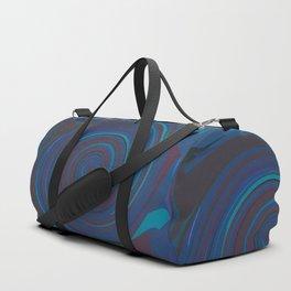 VERTIGO DEEP BLUE Duffle Bag