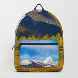 Autumn in Portage Valley - Alaska Backpack