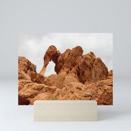 Elephant Rock - Valley of Fire Mini Art Print