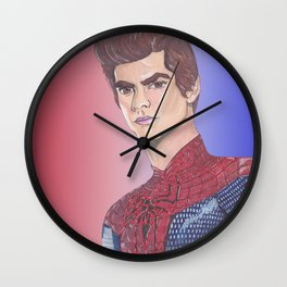 The Amazing Spider-Man Wall Clock