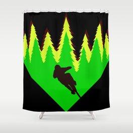 Rastafaride Shower Curtain