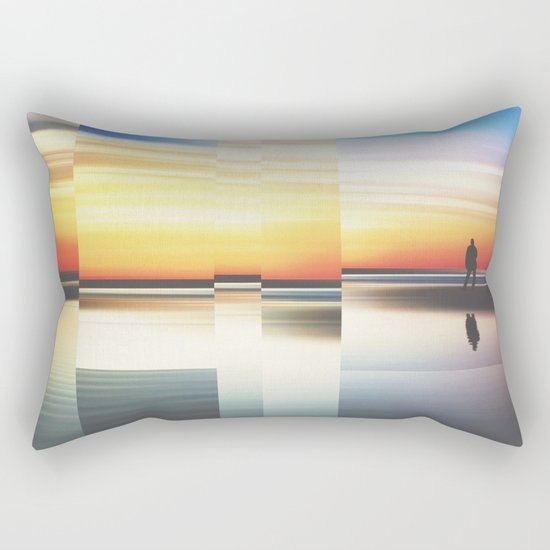 Fractions A79 Rectangular Pillow