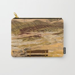 Painted Hills Oregon, United States Carry-All Pouch