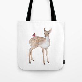 Little fawn Tote Bag