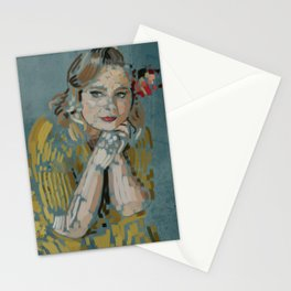 Grace (I) Stationery Cards