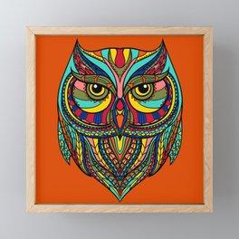 Owl Framed Mini Art Print