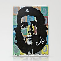 che Stationery Cards featuring Everywhere a Che, Che by Ethna Gillespie