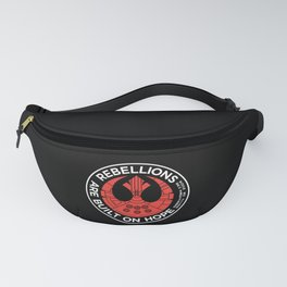 Rebellions are Built on Hope Fanny Pack