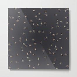Star Dream Pattern #1 #decor #art #society6 Metal Print