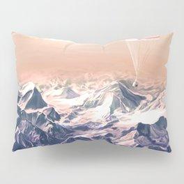 Astronaut Returns II Pillow Sham